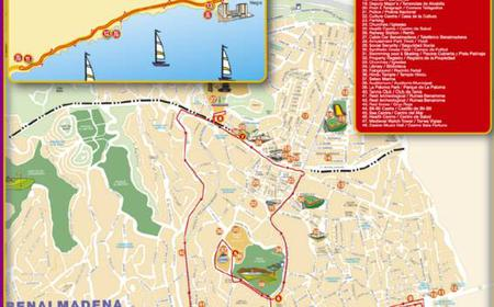 Benalmadena Hop-On Hop-Off Tour: 24-Hour Ticket
