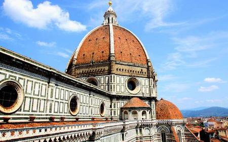 Florence Cathedral and Terraces Guided Tour