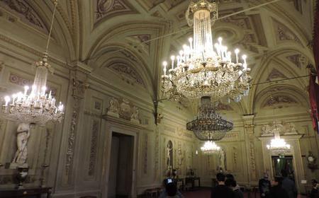 Royal Palace and Boboli Gardens Private Tour
