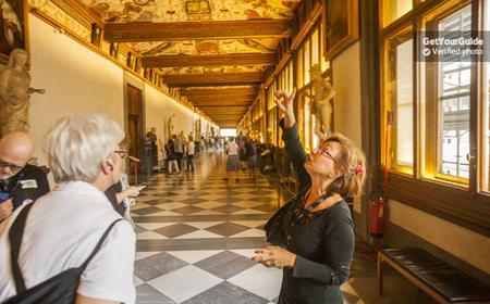 Florence: Vasari Corridor Exclusive Guided Tour