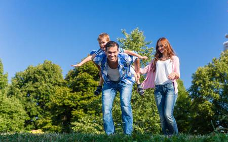 Florence: Boboli Gardens Private Family Tour