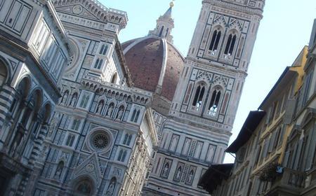 Florence in a Day WalkingTour+The David+Uffizi Gallery