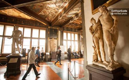 Florence: Tickets to Uffizi Gallery and Vasari Corridor