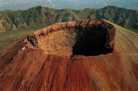 Vesuvius Half-day Group Excursion