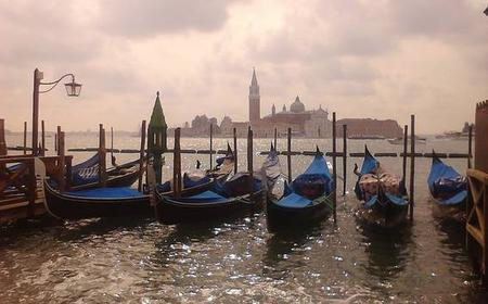 Venice: Journey by High Speed Train from Florence