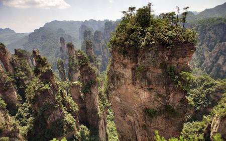 Private Day tour: Zhangjiajie National Forest Park