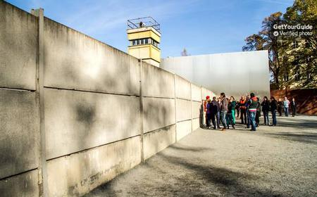 Berlin Wall: 1-Hour Walking Tour of the Divided City