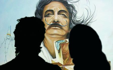 Berlin: Dalí Exhibition at Potsdamer Platz