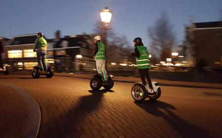 Light festival Tour on Segway