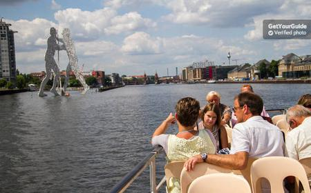 Berlin: 1.5-Hour Boat Cruise along the River Spree