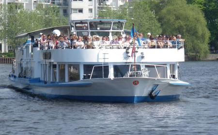 Berlin: 3.5-Hour Spree Boat Tour to Müggelsee