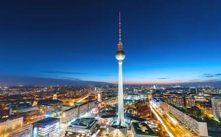 TV Tower: Skip the Line with Late Night Tickets