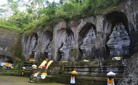 From Kuta: Full-Day Private Bali Highlight Tour