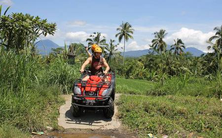 ATV Ride through Rice Fields and the Countryside