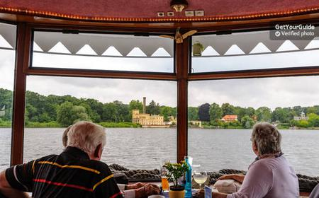Berlin-Tegel to Potsdam 3-Hour Boat Cruise