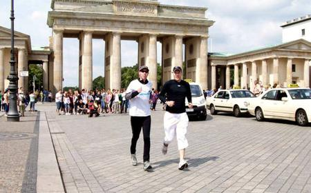 Berlin: 1-Hour Jogging Tour of the Berlin Wall