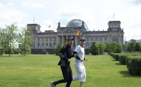 1 Hour Sightjogging Tour - Politics and History