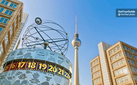 Berlin: Walking Tour through the Heart of the City