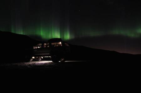 Small-Group Northern Lights Tour by Super-Jeep from Reykjavik