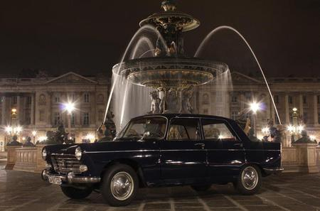 Paris Rive Gauche Tour - Peugeot 404 from 1963
