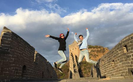 Beijing: Full-Day Jiankou & Mutianyu Great Wall Trek