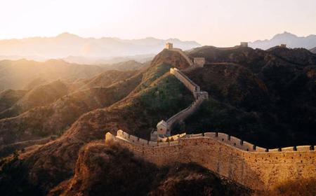 From Beijing: Simatai & Jinshanling Great Wall Hiking