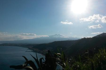 Tour to Etna Volcano and Taormina from Messina