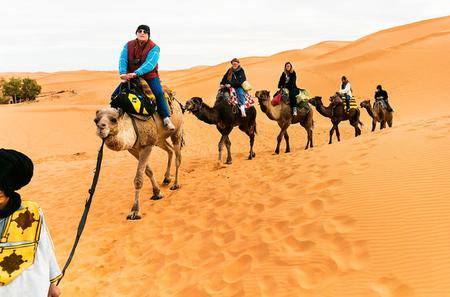 Private 2-Night Erg Chebbi Sahara Desert Tour from Marrakech