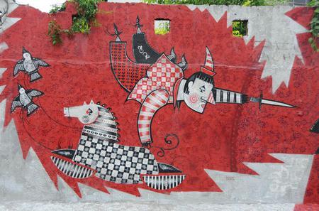 Private Street Art Tour of São Paulo