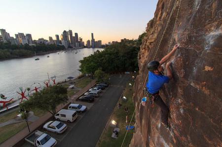 Brisbane Rock Climbing