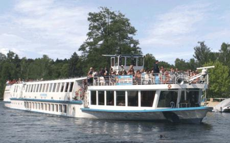 From Berlin: 5-Hour Boat Cruise around Müggelberge