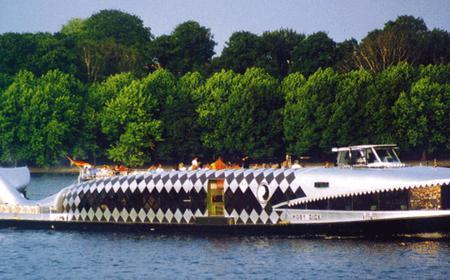 Whale Boat Lake Cruise Through Berlin's Lehnitzsee