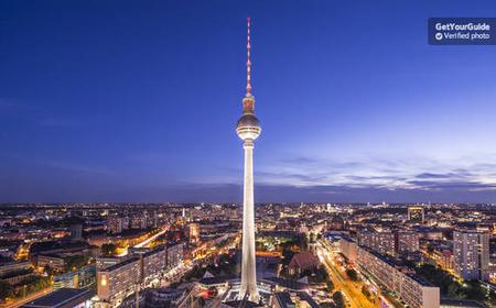 Berlin TV Tower Premium Ticket with Sparkling Wine