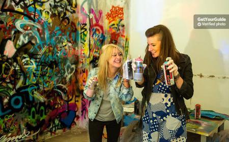 Berlin Street Art and Graffiti Tour and Workshop