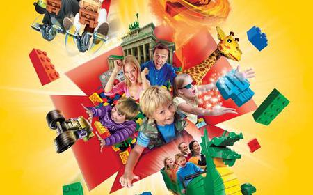 Skip-the-Line: LEGOLAND Discovery Center Combo Tickets