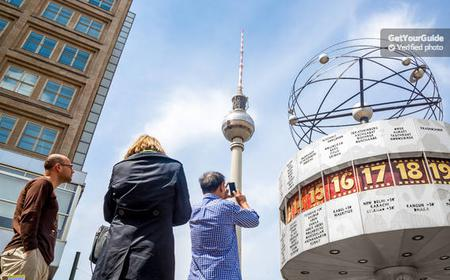 Skip the Line: Berlin TV Tower Ticket