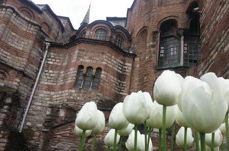 Eyup Pier Loti Hill and Chora Church: Guided Day Tour from Istanbul