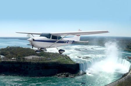Niagara Falls Airplane Tour
