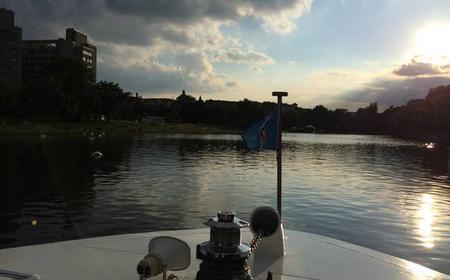 Jannowitzbrücke: Evening Spree Cruise & Optional Dinner
