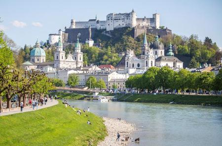 River Cruise and Dinner Experience followed by a Mozart Concert at the Salzburg Fortress