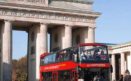 Berlin: Hop-on Hop-off Day Tour in Double-Decker Bus