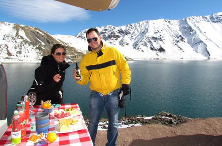 2-Day Private Tour Exploring Santiago and Maipo Valley