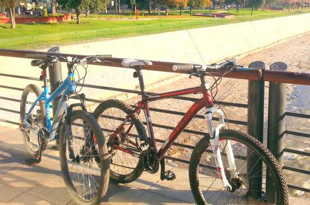 High-Quality Mountain Bike Rentals in Santiago