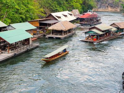 River Kwai Jungle Raft - 3 Days