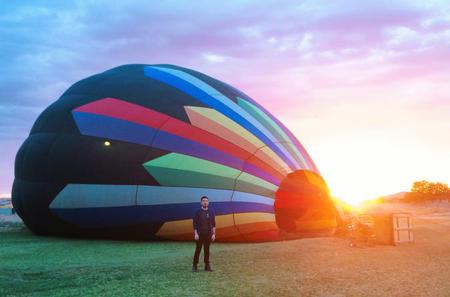 Private Sonoran Desert Hot Air Balloon Ride from Phoenix