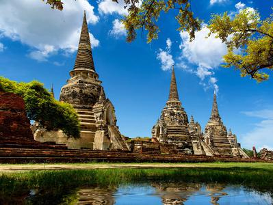 Full Day Ancient Ayutthaya By Cruise - Private Tour