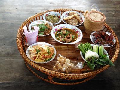 Evening Thai Dinner and Dances