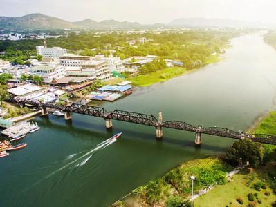River Kwai Jungle Raft Private 3 Day Tour