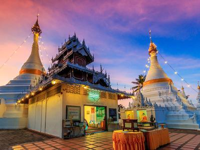 Mae Hong Son 4 Day Private Tour