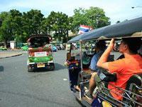 Bangkok Tuk Tuk Experience - Small Group Tour